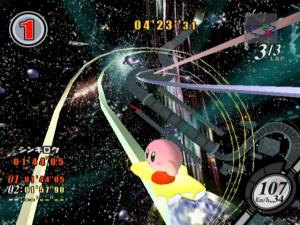 E3 : Kirby Air Ride