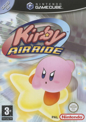 Kirby Air Ride sur NGC