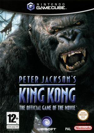 King Kong sur NGC