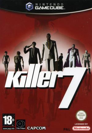 Killer 7 sur NGC