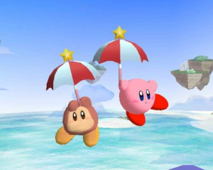 Kirby Adventure voit la vie en rose