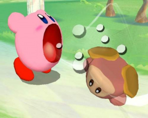 Kirby Adventure voit la vie en rose
