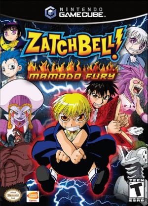 Zatchbell! : Mamodo Fury sur NGC