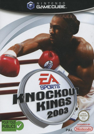Knockout Kings 2003 sur NGC