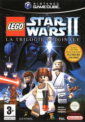 LEGO Star Wars II : La Trilogie Originale sur NGC