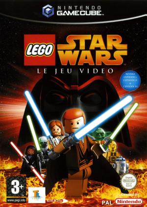 LEGO Star Wars : Le Jeu Vidéo sur NGC