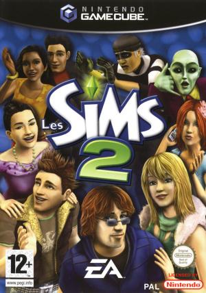 Les Sims 2 sur NGC
