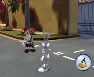 Les Looney Tunes Passent A L'Action