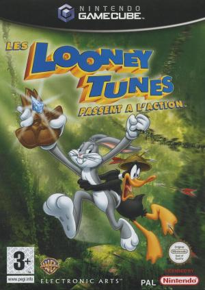 Les Looney Tunes Passent à l'Action sur NGC