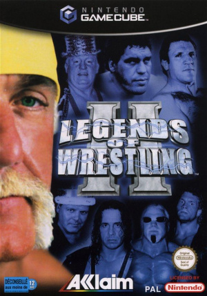 Legends of Wrestling II sur NGC