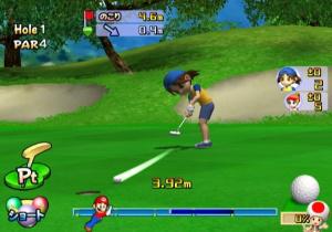 Mario Golf : jamais sans ma GBA