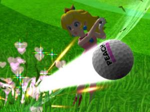 Quand Mario se la joue golfeur