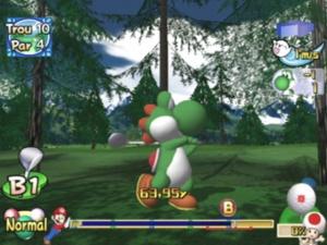 Mario Golf : Toadstool Tour