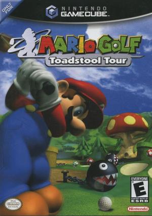 Mario Golf : Toadstool Tour sur NGC