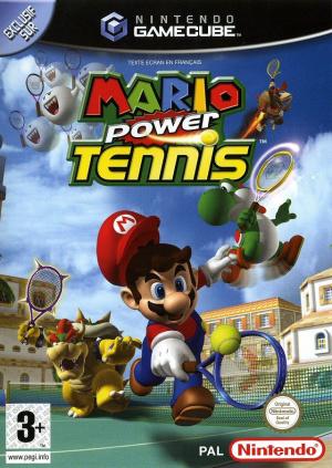 Mario Power Tennis sur NGC