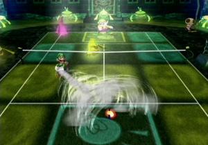 Galerie maison pour Mario Power Tennis