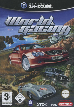 World Racing sur NGC
