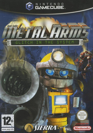 Metal Arms : Glitch in the System sur NGC