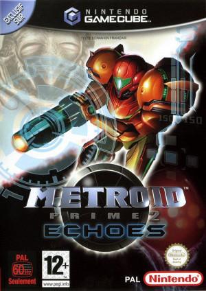Metroid Prime 2 : Echoes sur NGC