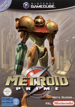 Metroid Prime sur NGC