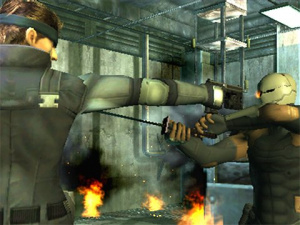 Oldies : Metal Gear Solid : The Twin Snakes