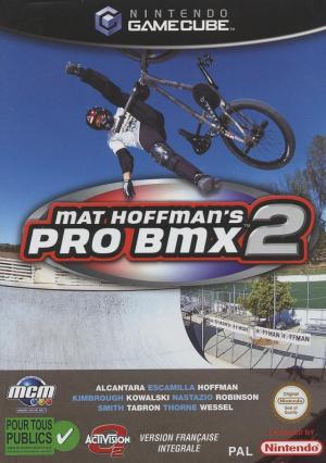 Mat Hoffman's Pro BMX 2 sur NGC