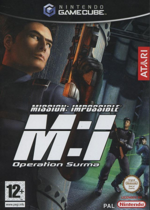 Mission : Impossible : Operation Surma sur NGC