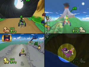 Mario Kart : Double Dash !! - Des duos de folie