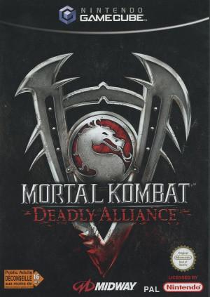 Mortal Kombat : Deadly Alliance sur NGC
