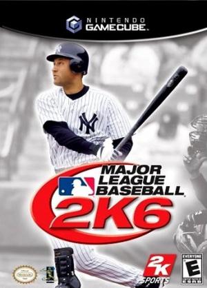 Major League Baseball 2K6 sur NGC