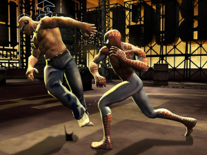 Marvel Nemesis : Rise Of The Imperfects - Gamecube