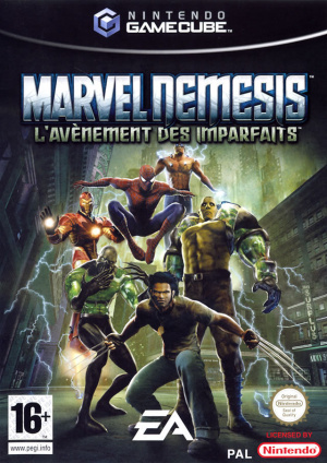 Marvel Nemesis : L'Avenement des Imparfaits sur NGC