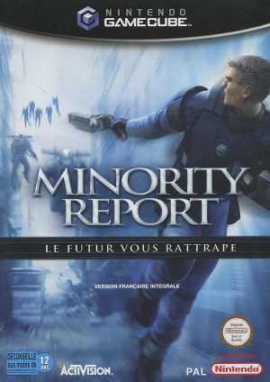 Minority Report sur NGC