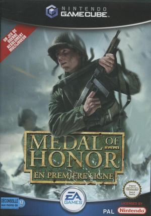 Medal of Honor : En Première Ligne sur NGC