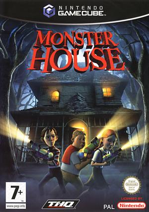 Monster House sur NGC