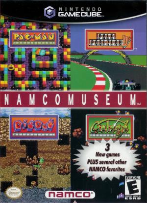 Namco Museum sur NGC