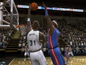 NBA Live 2005 : les dessous des paniers