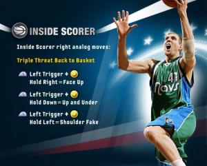 NBA Live 06 s'exhibe sur GameCube