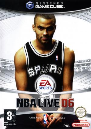 NBA Live 06 sur NGC