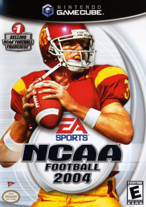NCAA Football 2004 sur NGC