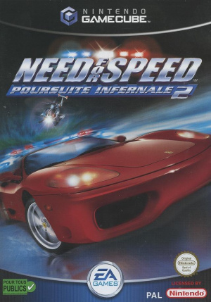 Need for Speed : Poursuite Infernale 2 sur NGC