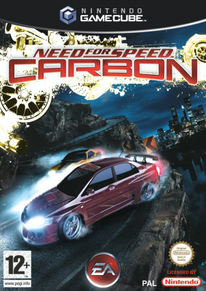 Need for Speed Carbon sur NGC