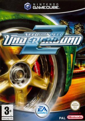 Need for Speed Underground 2 sur NGC