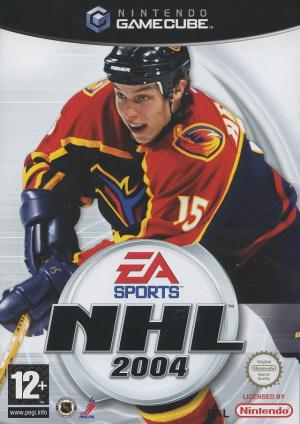 NHL 2004 sur NGC