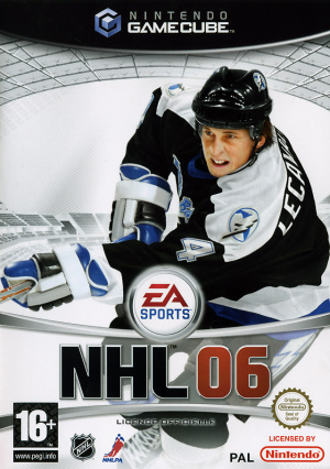 NHL 06 sur NGC
