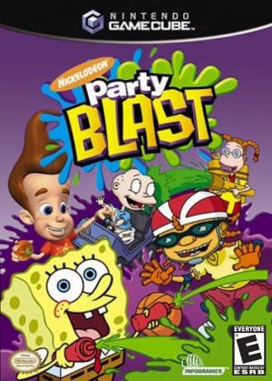 Nickelodeon Party Blast sur NGC