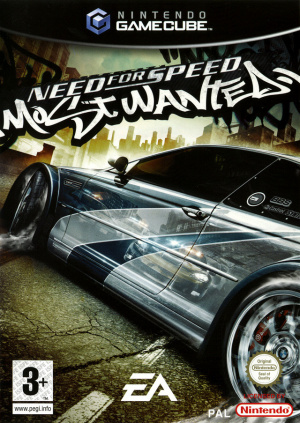 Need for Speed : Most Wanted sur NGC