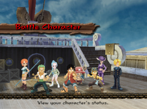 Images : One Piece Grand Adventure