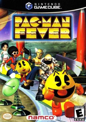 Pac-Man Fever sur NGC