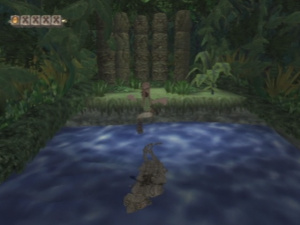 Pitfall : L'Expedition Perdue
